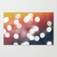 RAINBO-KEH Canvas Print