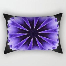 Little Blue Rectangular Pillow