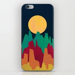 Rocky Landscape iPhone Skin