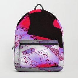 Love of lyrics Backpack