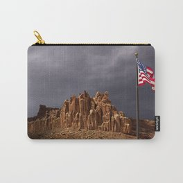 The Castle at Capitol Reef National Park, Utah Carry-All Pouch