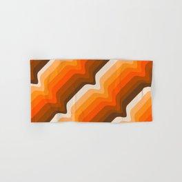 Golden Wave Hand & Bath Towel