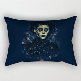 Scarry Night Rectangular Pillow