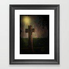 Im Licht Framed Art Print
