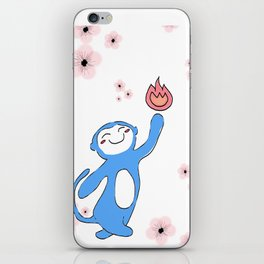 Year of the Fire Monkey iPhone Skin