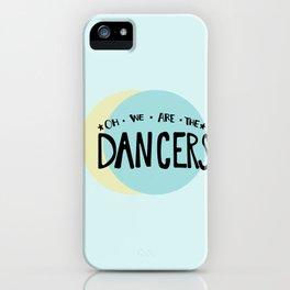 dancers iPhone Case