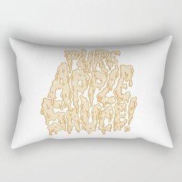Pure Applesauce!  Rectangular Pillow