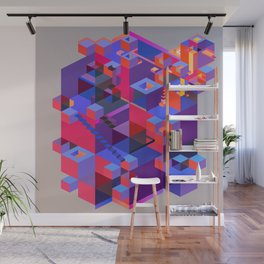 Everything is on the inside Wall Mural
