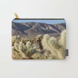 Cactus for Miles Carry-All Pouch