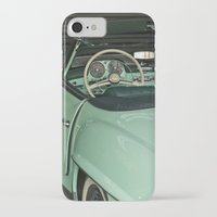 car iPhone & iPod Cases featuring Car by Vlad&Lyubov