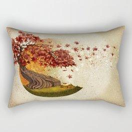 Autumn and other stories Rectangular Pillow
