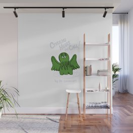 Cthulhu Hears The Call Wall Mural