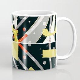 Cheezy abstract Coffee Mug