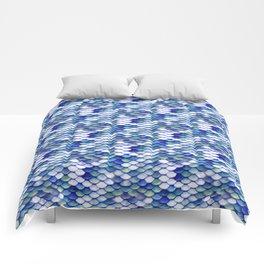 Mermaid Tale Pattern Comforters