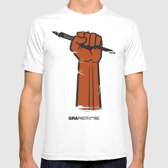Graphistfu**ing T-shirt