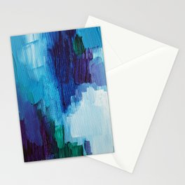 Rain on a Window Pane 2 Stationery Cards