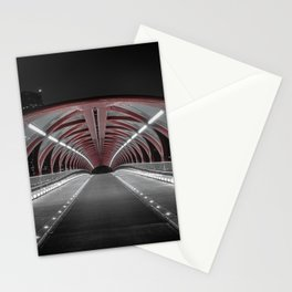 Lifeless Night Stationery Cards
