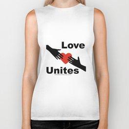Love Unites Biker Tank