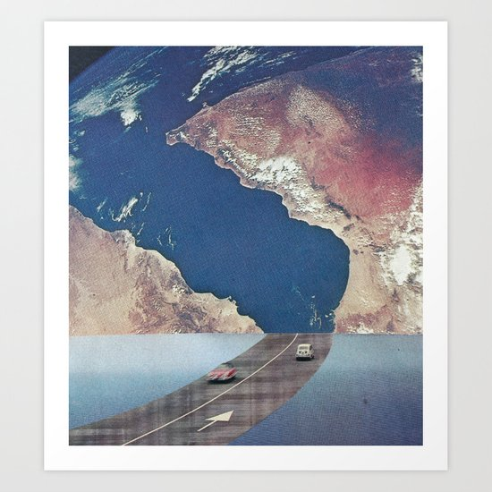 Jump to choose Art Print