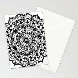 Lotus Mandala Stationery Cards