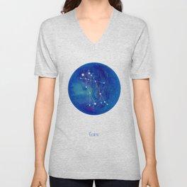 Constellation Gemini Unisex V-Neck