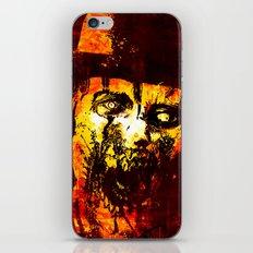 Zombie - WW iPhone & iPod Skin