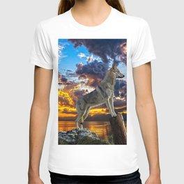 Czech Wolfdog Digit. Edition T-shirt