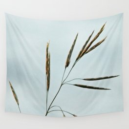 Beachgrass Seed Wall Tapestry