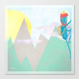 ESCALADA 01 Canvas Print