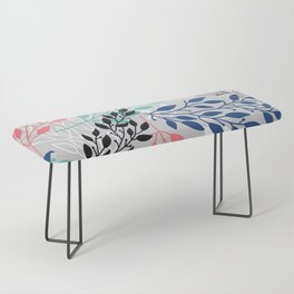 Botaical Whimsy Bench