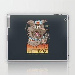 MANGY MECHANICS Laptop & iPad Skin