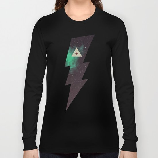 Dark Energy Long Sleeve T-shirt
