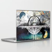 oakland Laptop & iPad Skins featuring TwoWorldsofDesign by J.Lauren