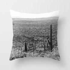 Wild West Throw Pillow