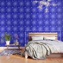 Royal Blue GAlAXY Stars by vintageby2sweet