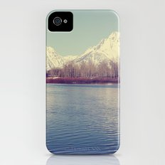 Grand Tetons on the Lake Slim Case iPhone (4, 4s)