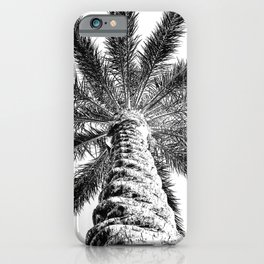 Life is looking up iPhone Case