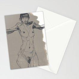 Study of Tori Stationery Cards