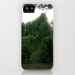 Lakeview Peace iPhone Case