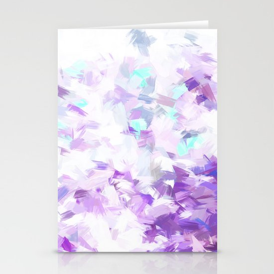 LIGHT BLOSSOMS II Stationery Cards