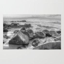 Shimmering Waves Rug