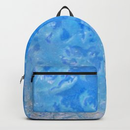 blue lagoon cocktail Backpack