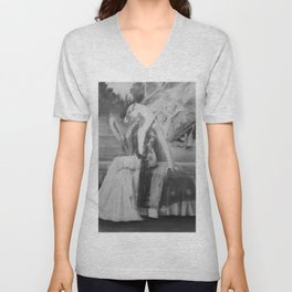 Hold up your truth and see Unisex V-Neck
