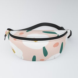 Flowers in may Fanny Pack
