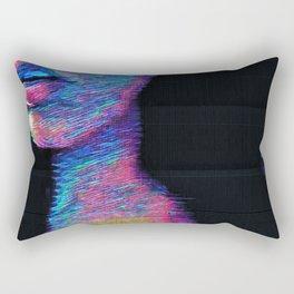 Illusion Pulse Rectangular Pillow