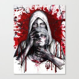 Possession Canvas Print