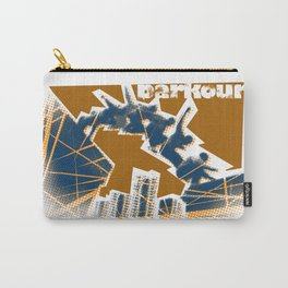 Parkour print Carry-All Pouch