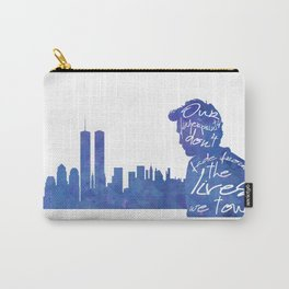 Remember me - Robert Pattinson Carry-All Pouch