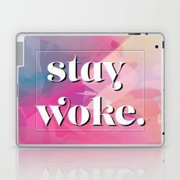 ST@Y W0K3 Laptop & iPad Skin