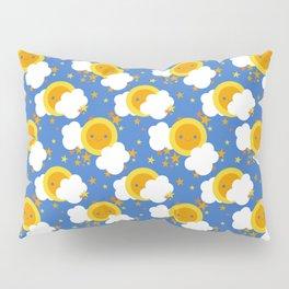 Celestial Kawaii Pillow Sham